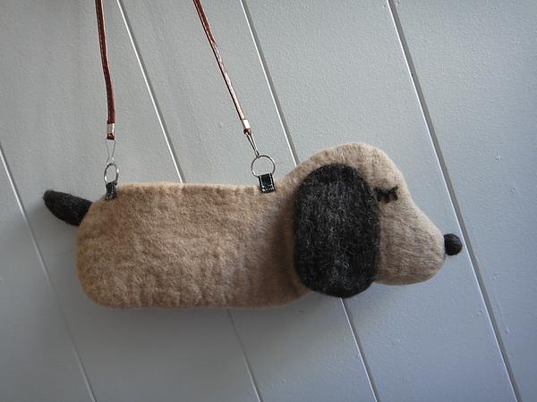 小狗散步袋