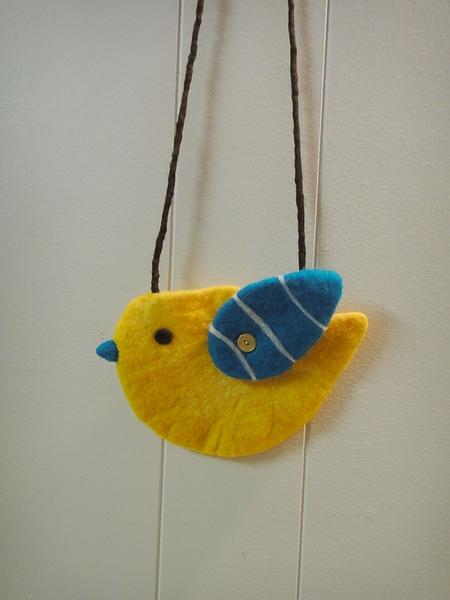 幸福小鳥散步袋