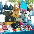 my stall @ parap market