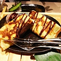 香蕉pancake