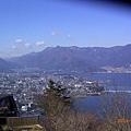 富士山眺望處