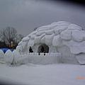 小岩井農場-雪祭