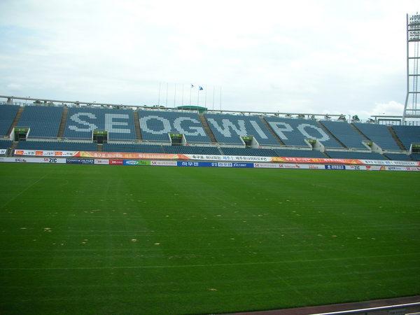 2002世界盃足球賽場地