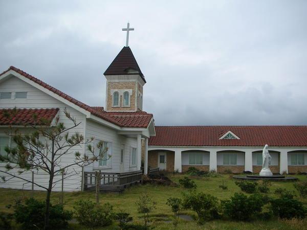 涉地岬ALL IN拍攝之教堂