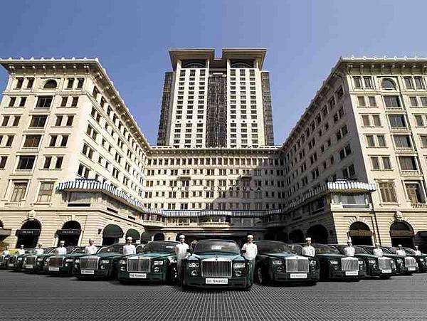 香港半島酒店04