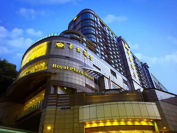 帝京酒店01