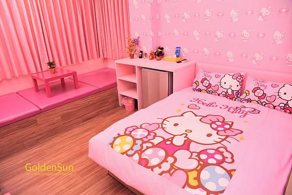 粉紅kitty房.jpg
