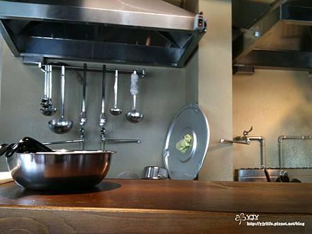 乾淨的廚具