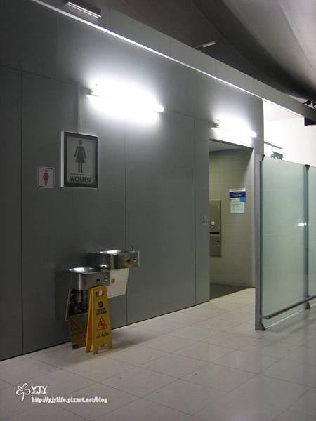 交通篇_泰國機場廁所