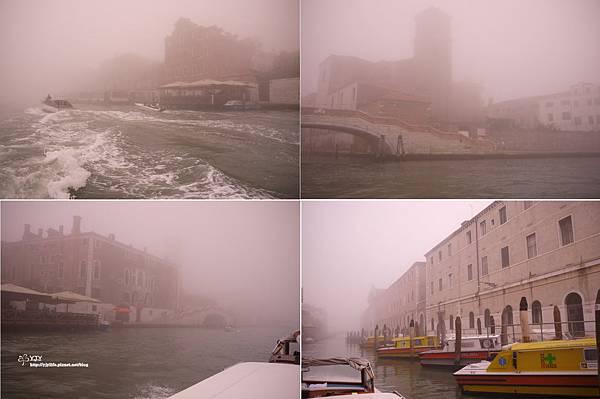 景點篇_威尼斯清晨