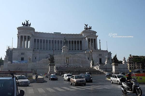 景點篇_羅馬市政廳早