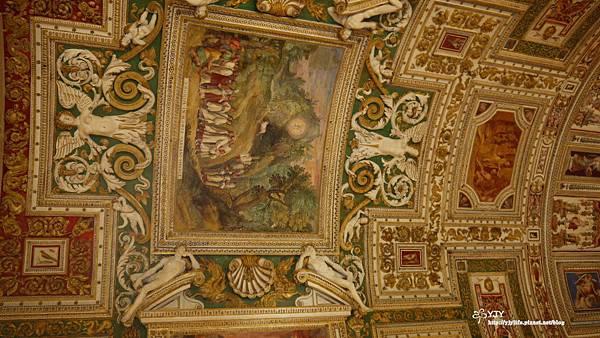 藝術饗宴篇_羅馬博物館壁畫3