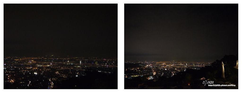 屋頂上餐廳_夜景