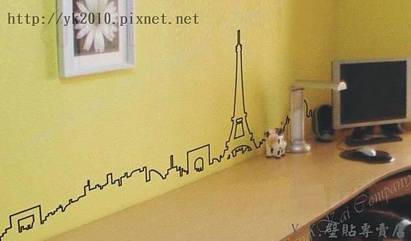 MM-074巴黎掠影-1壁貼.jpg