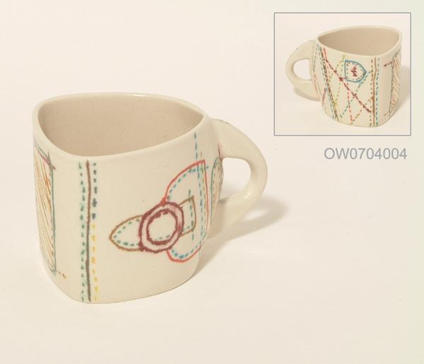 帆布包奶茶杯