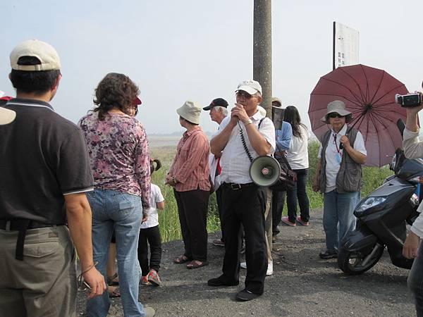 林中社區導覽解說人員