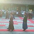 老帥哥在台北孔廟_2005
