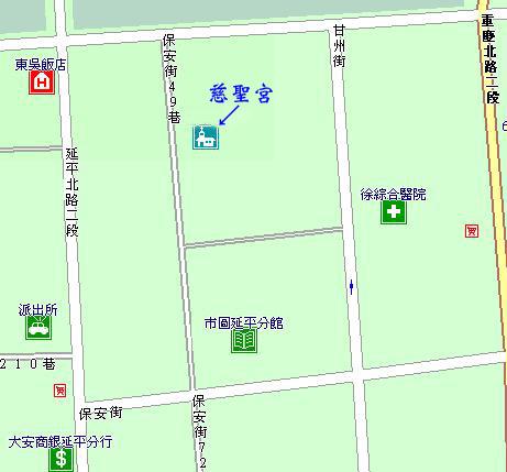 慈聖宮位置圖