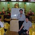 台灣省城隍廟學術演講