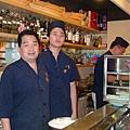 麗都日本料理店的老闆