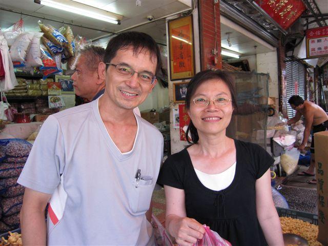 柯順耀和張玲玲-大稻埕老街70次(2011.7.23)IMG_3195.JPG