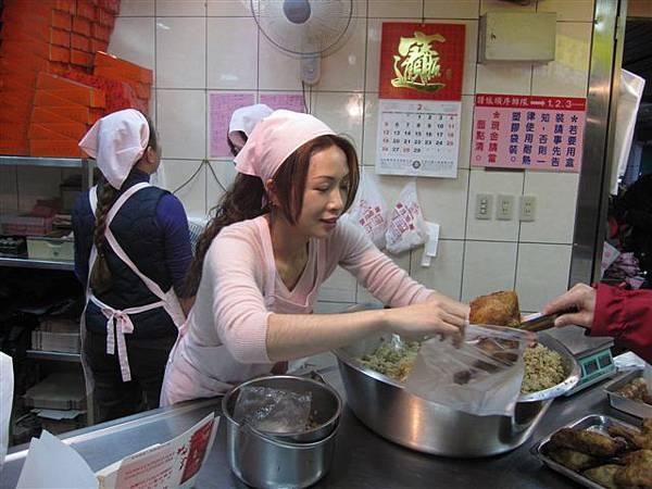 林合發油飯(2012.2.25)