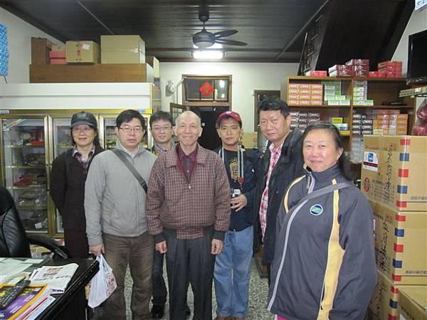 大稻埕老街第77次合影(2012.2.25)IMG_4794