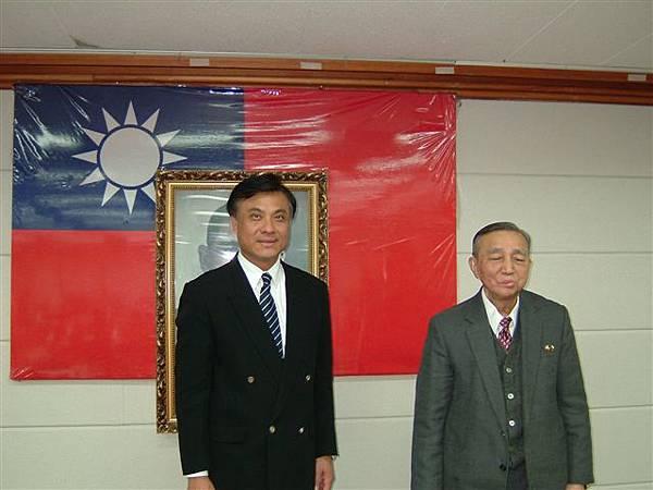 王啟宗教授赴內政部接受內政部一等獎章DSCF8591
