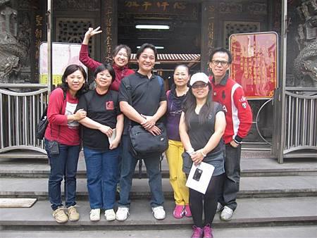 中華民國解說導覽協會合影(2013.2.1)IMG_7933