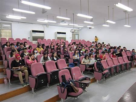 東吳大學演講 (2016)