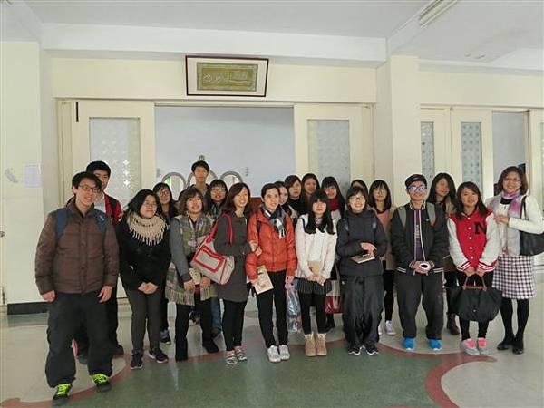 葉倫會和台北教育大學(2014.12.29)IMG_0979