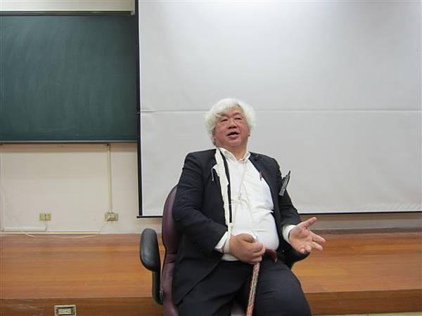 黃偉彥理事長(2015.1.10)IMG_3236