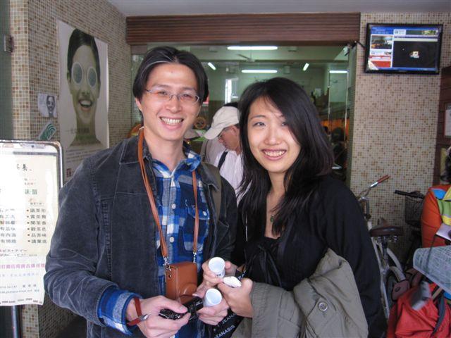 謝至斌-台北雙連打鐵街第27次 (2012).JPG
