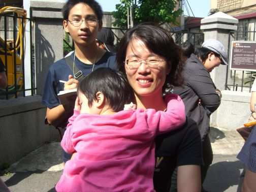 大稻埕逍遙遊291次合照(2009.10.18)CIMG6445.JPG