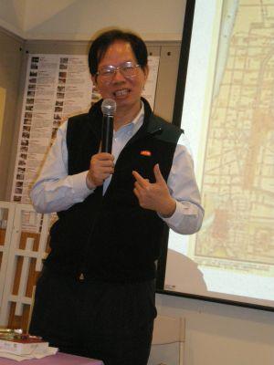 葉倫會演講導覽技巧在仁安醫院(2009.12.jpg