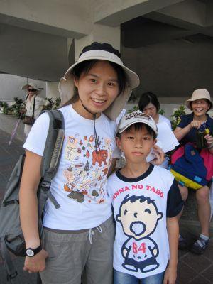 台北雙連打連打鐵街第20次郭芬蘭母子(2010.7.3)IMG_0373.JPG