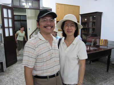 夫妻-銘傳大學日文教授(2010.8.7)IMG_0626.JPG
