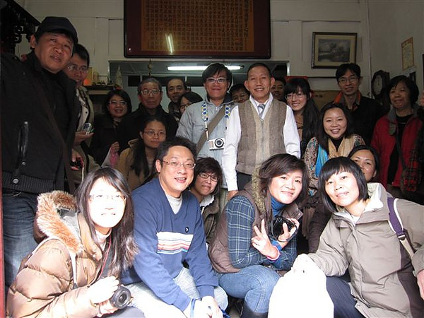 大稻埕老街64次和周家合影(2011.1.22)(2011.1.22)IMG_1674.JPG