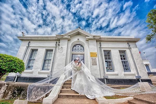 分享高雄婚紗照