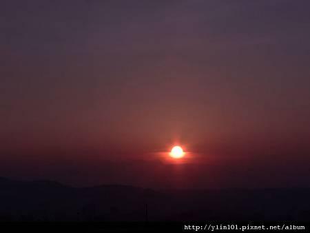 夕陽_紅調