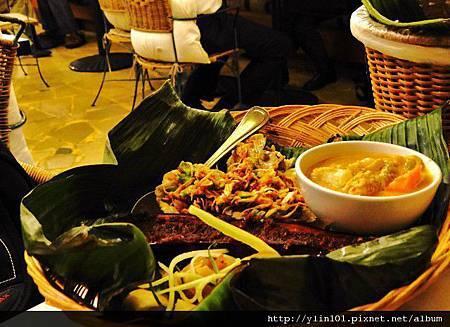 椰汁咖哩及其他小菜