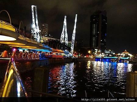 克拉碼頭(Clarke Quay)