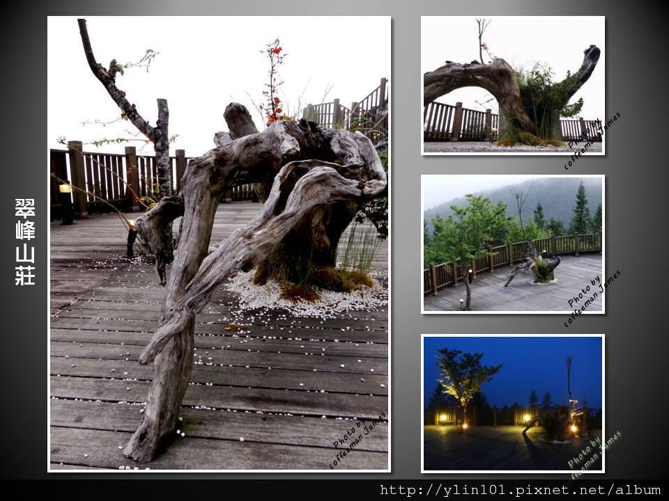 2. 翠峰山莊庭園