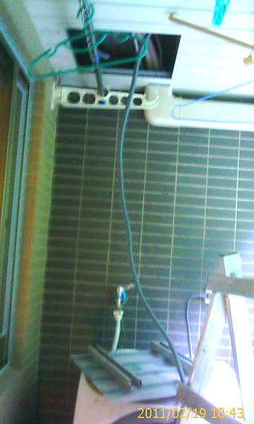 潤泰原配2組220V電源迴路