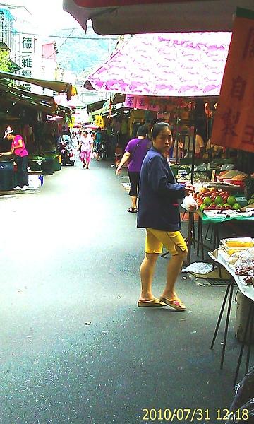 傳統市場巷道