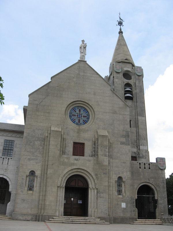 西望洋山教堂