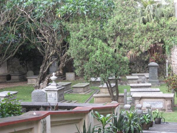 這可是世界遺產榜上有名的基督教墳場