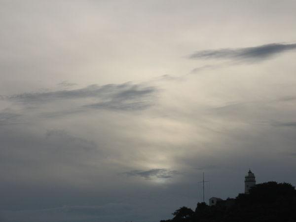 無緣的東望洋炮台, 聖母雪地殿聖堂及燈塔