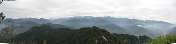 2006 聖稜線, 拼起來有點假
