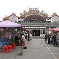 台3線鳴鳳古道登山口處---義民廟